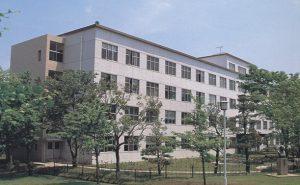 防大学生舎